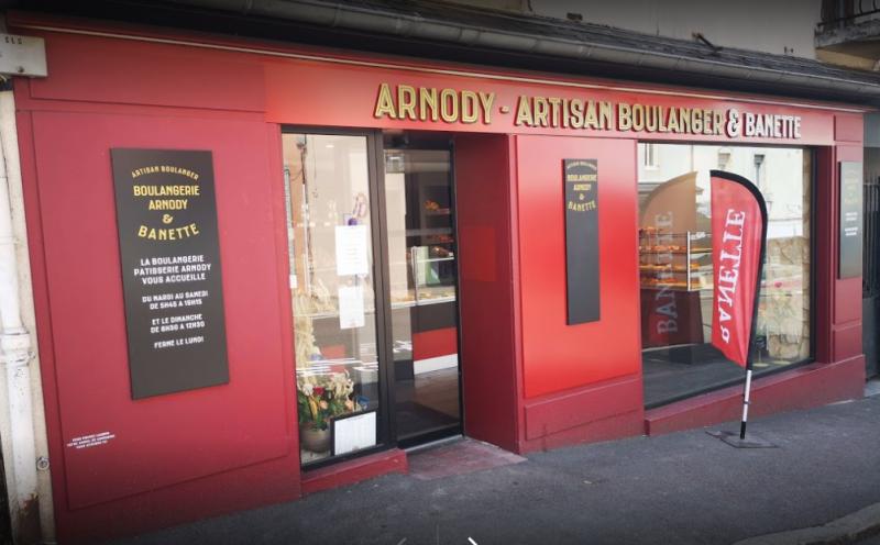 Boulangerie Arnody