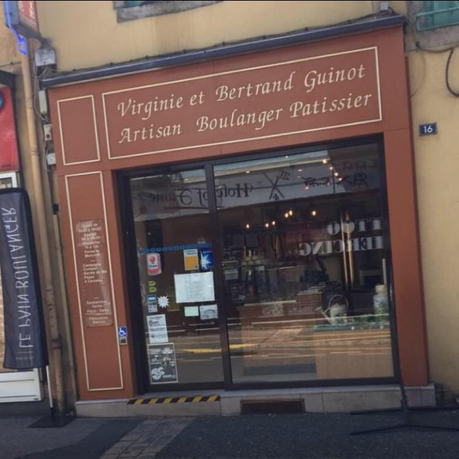 Boulangerie pâtisserie  Guinot