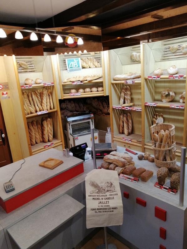 Boulangerie Pâtisserie JAILLET
