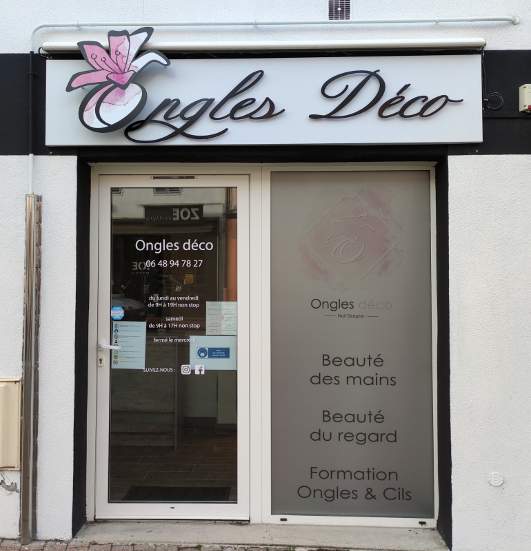 Ongles Déco'