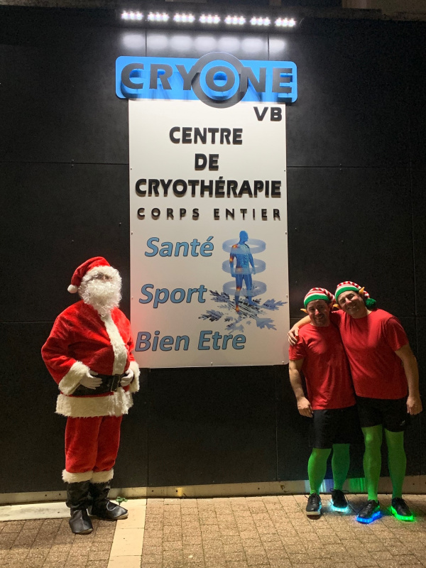 "Cryo'One VB  "" centre de cryotherapie corps entier"""