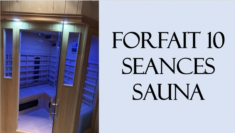FORFAIT 10 SEANCES