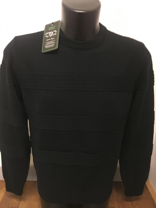 Pull noir