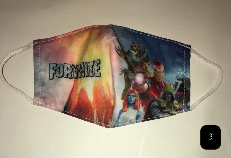 Masque Fortnite