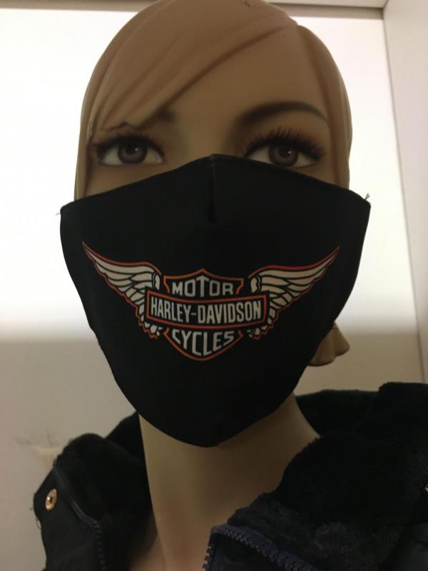 Masque Harley Davidson