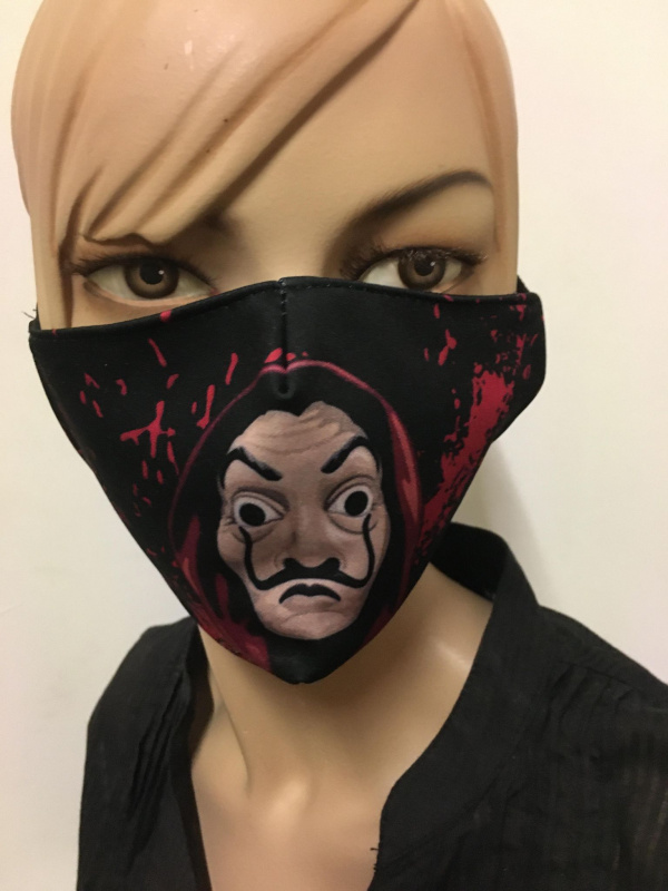 Masque La Casa del Papel