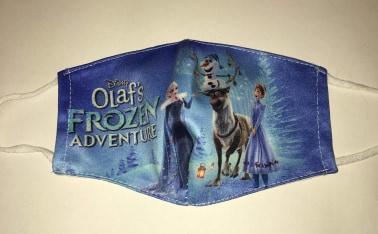 Masque La reine des neiges