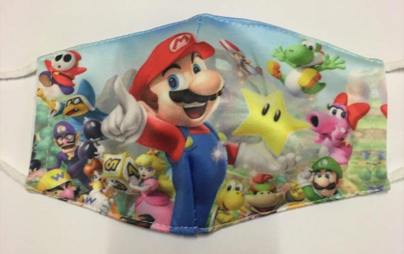 Masque Mario