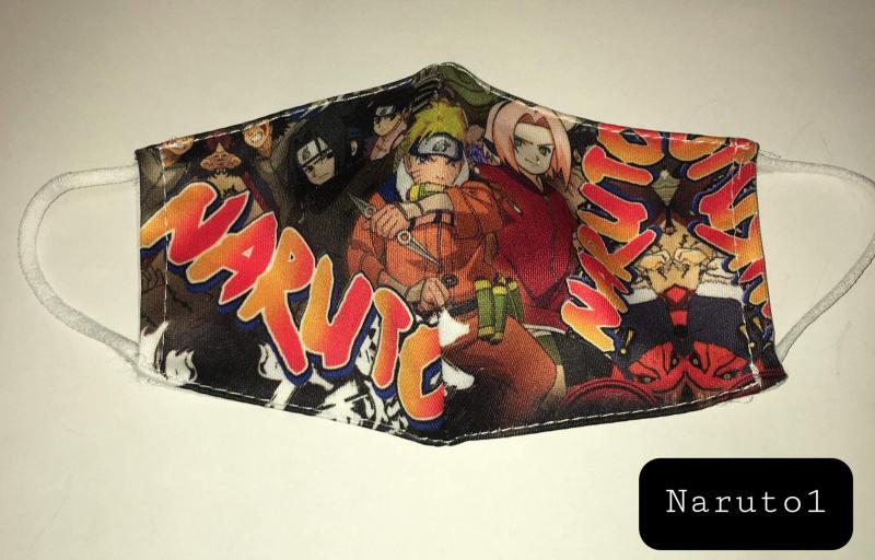 Masque Naruto