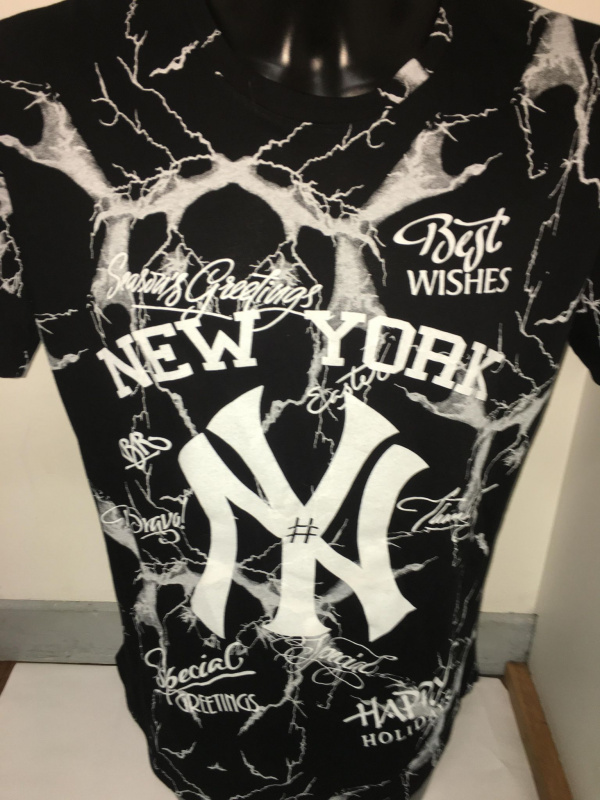 Tee shirt NY