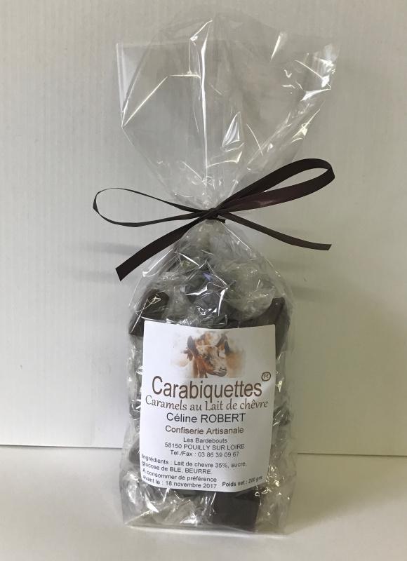 Caramels Carabiquettes - Sachet de