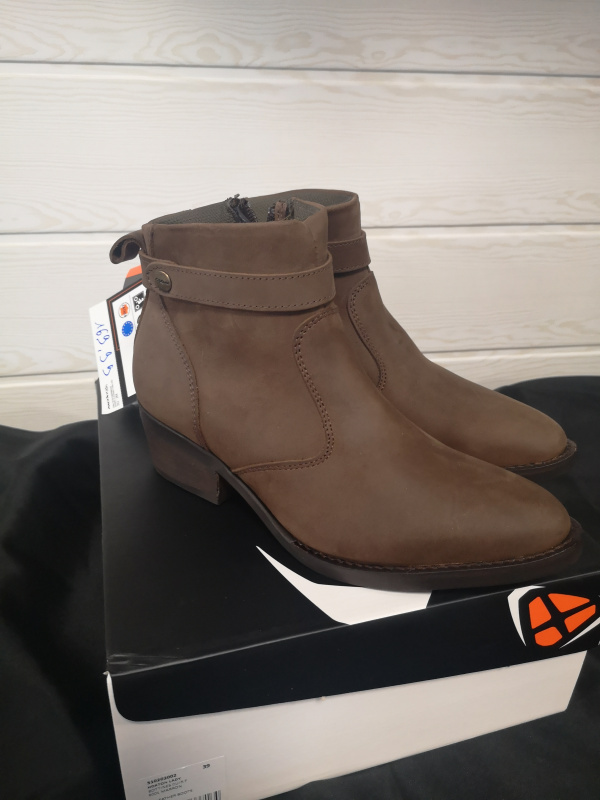 Chaussures moto femme