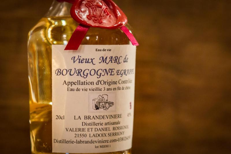 Vieux Marc de Bourgogne 45° - 20cl