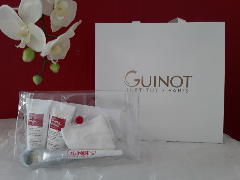 trousse gommage + masque