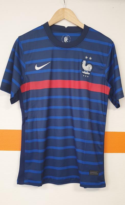 Nouveau maillot Equipe de France