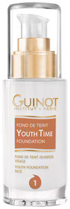 fond de teint Youth Time  n=°1