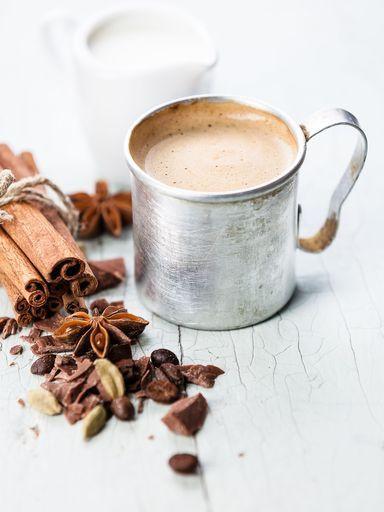 Noël en Laponie (thé vert et thé blanc)