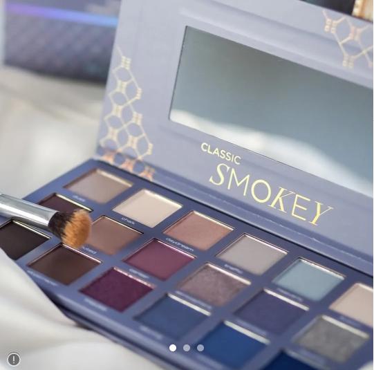 Eyeshadow Palette Smokey