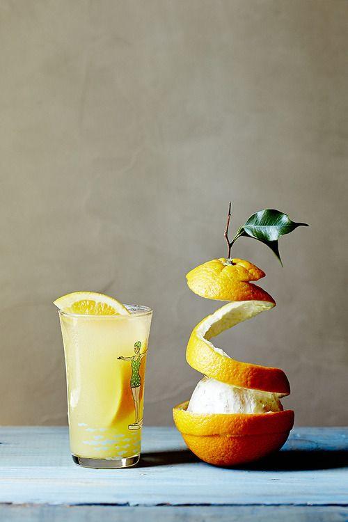 Cocktail d'orange