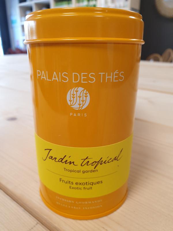 Infusion Jardin tropical (boîte orange 16.50)