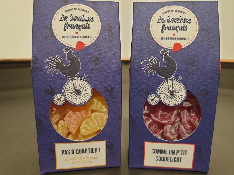 Le bonbon Français 4.70