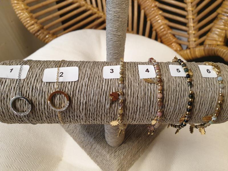 Bracelets acier  1-15