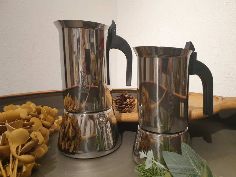 Cafetière BIALETTI induction 10 tasses