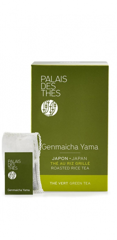 Genmaicha Yama Palais des thés