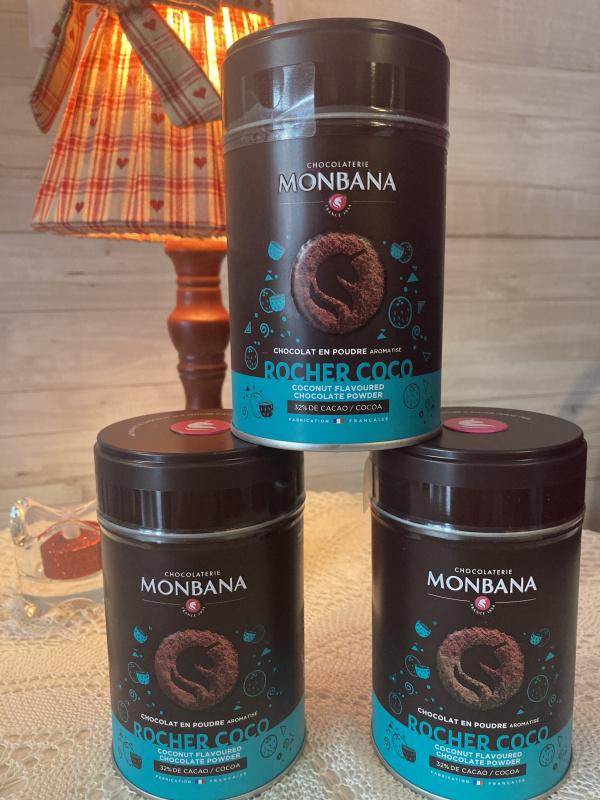 Chocolat en poudre Rocher Coco