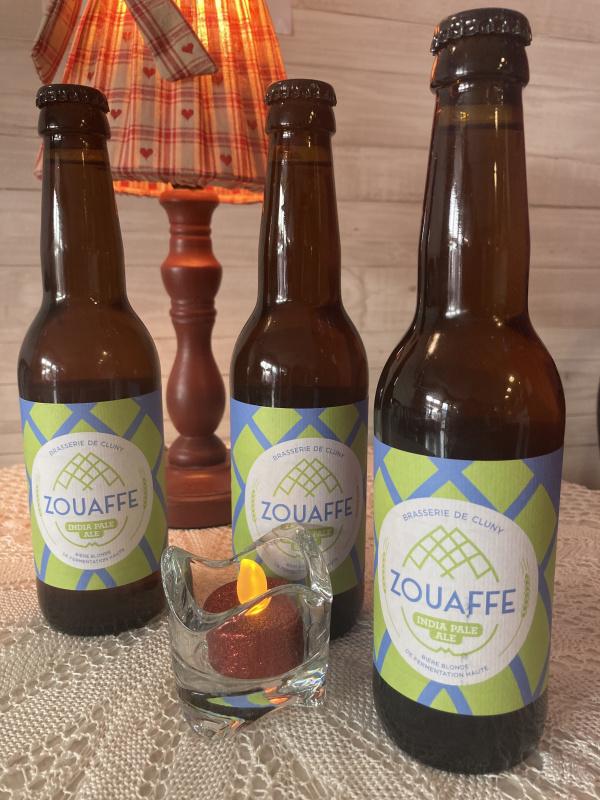 Bière Zouaffe IPA