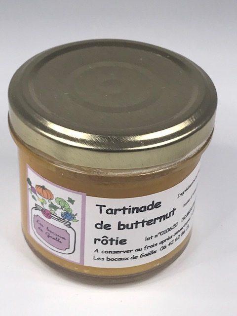 Tartinade de Butternut Rôtie - 90 gr