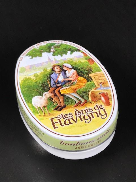 Anis de Flavigny - ANIS - Boîte ovale 50 gr