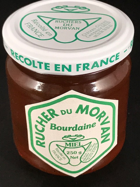 Miel de bourdaine - 250g