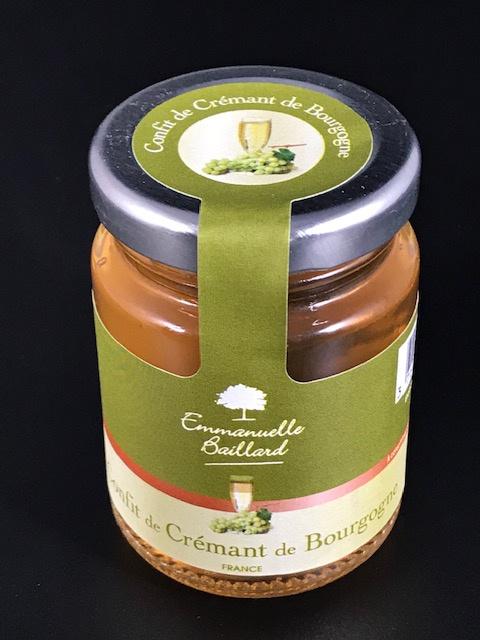 Confit de Crémant de Bourgogne - 100G