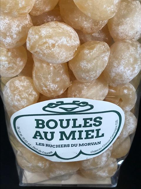 Boules fourrées 30% miel - 200G