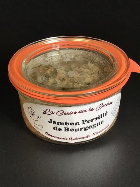 Jambon Persillé de Bourgogne 120g