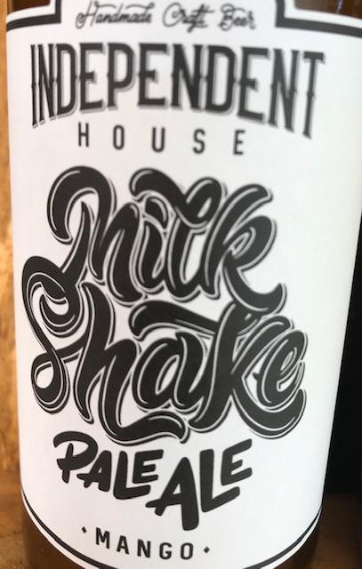 Mango Milk Shake Pale Ale  33 cl