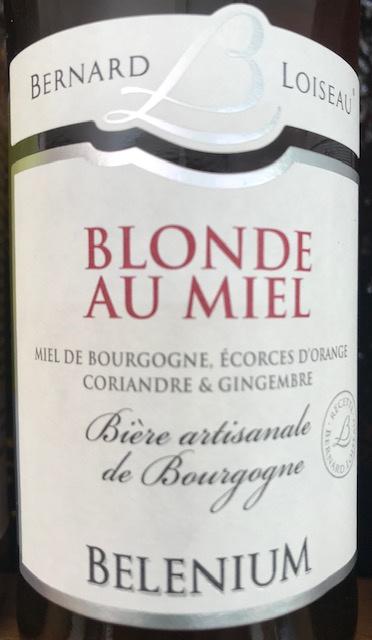 Blonde au Miel 33 cl