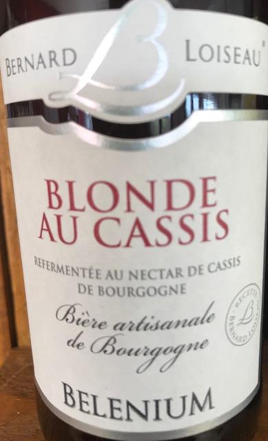 Blonde au Cassis  33 cl