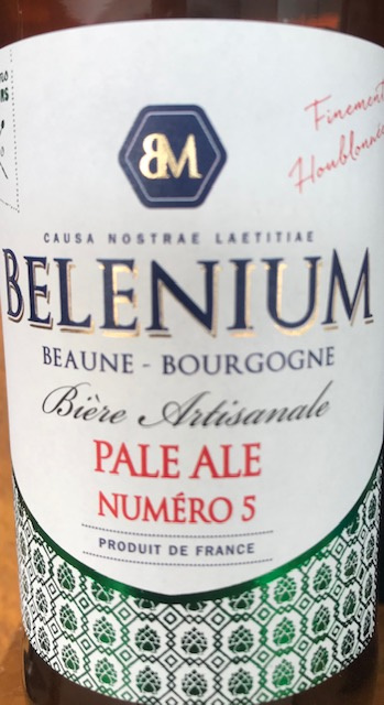 Pale Ale N°5  33 cl