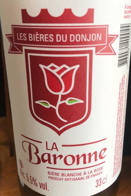La Baronne  33 cl