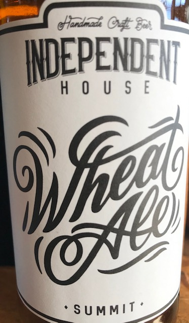 Wheat Ale Summit  33 cl