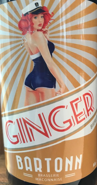 Ginger 33 cl