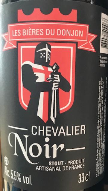 Chevalier Noir  33 cl