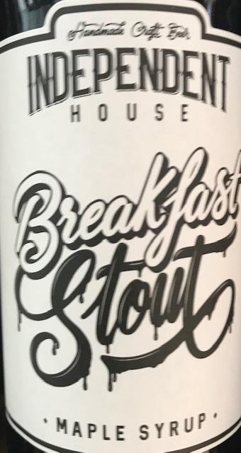 Breakfast Stout  33 cl