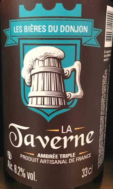 La Taverne  33 cl
