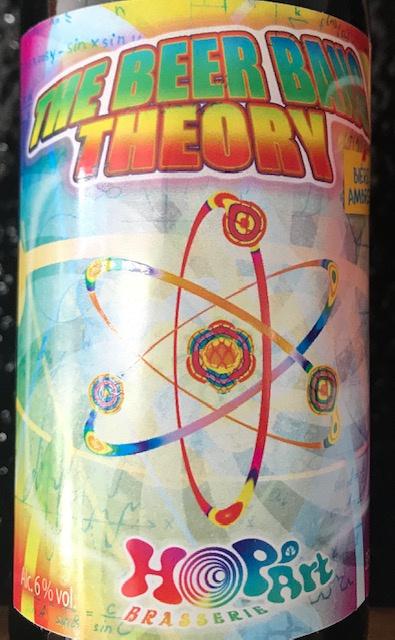The Beer Bang Theory   33 cl