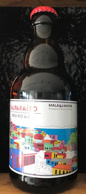 Valparaiso  33 cl