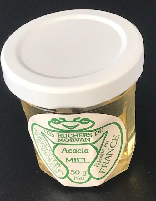 Miel acacia - 50g