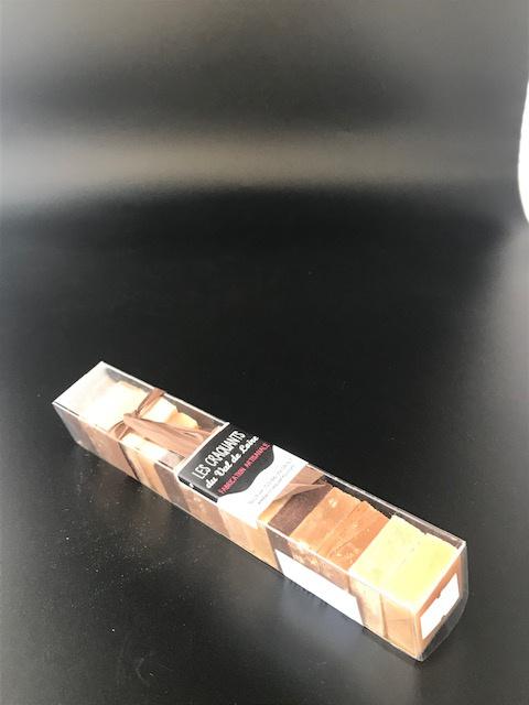 Caramel fondant chocolaté - Etui de 200 gr
